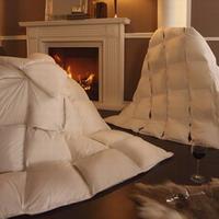 Пуховые одеяла и подушки весь ассортимент